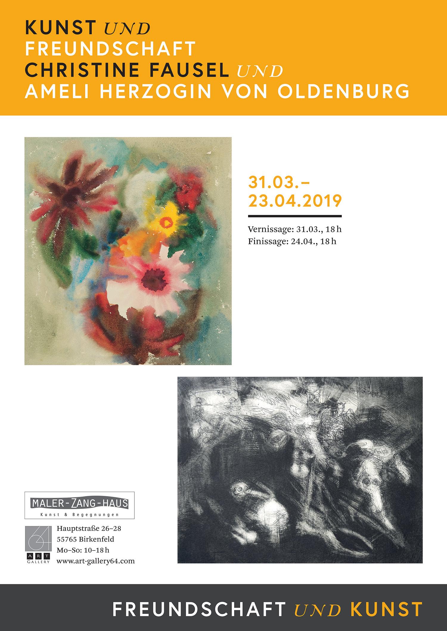Ag64 Plakat Herzogin